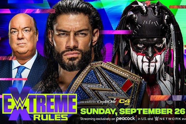 Extreme Rules 2021 match card, dove vederlo: tutti gli incontri del 26 settembre 2021