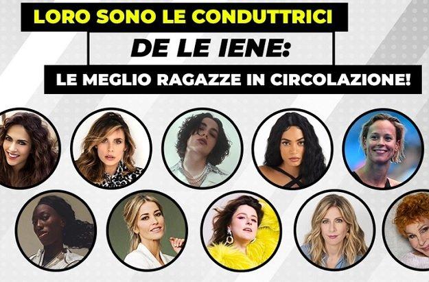 Le Iene quando ricominciano: conduttori, le 10 conduttrici e data di inizio su Italia 1