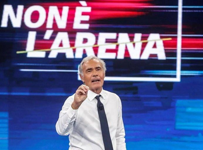 Non è L'Arena prima puntata del 29 settembre: gli ospiti di stasera