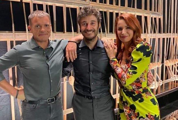 Ricomincio da RaiTre ospiti seconda puntata: Lino Guanciale e Sergio Castellitto tra i protagonisti