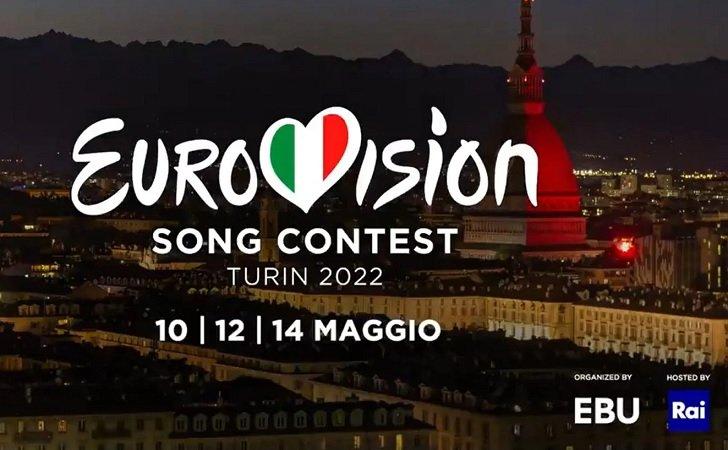 Eurovision 2022 paesi partecipanti (41 countries)