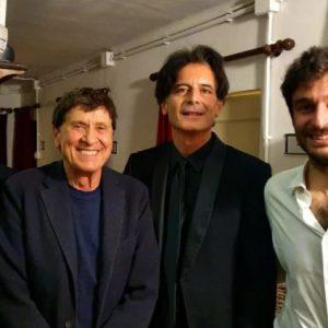 Itaca, Lino Guanciale e Gianni Morandi al Teatro Duse di Bologna