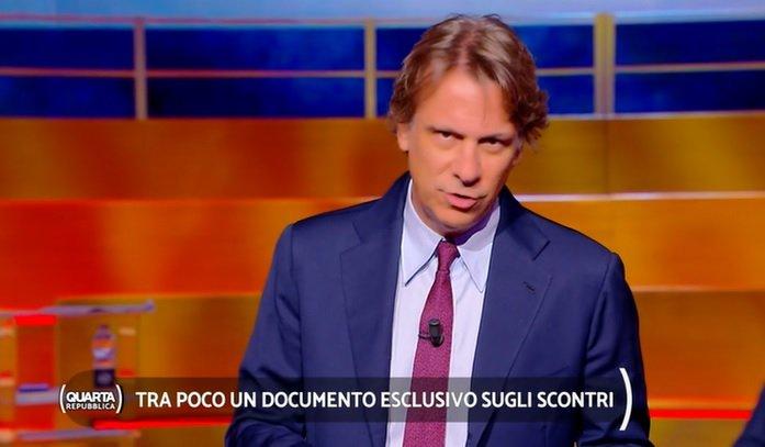 Quarta Repubblica 18 ottobre: gli ospiti di stasera